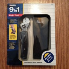 Allied 9 in 1 Multi Tool / SS - NOS