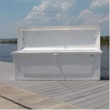 C&M Dock Box 24x71x22