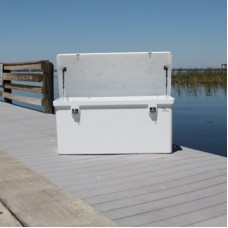 Rough Water Low Profile Dock Box 50""