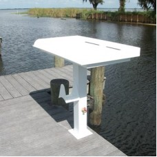 """C&M Rough Water Pedestal Cleaning Station, 40"""""""