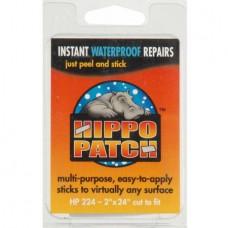 "Hippo Patch, 1"" x 24"""