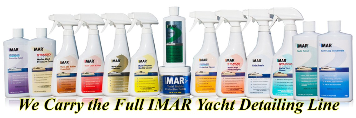 IMAR Yacht Detailing Products