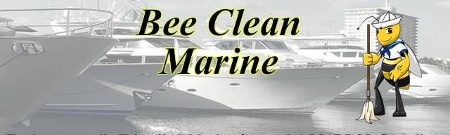 Bee Clean Marine slide